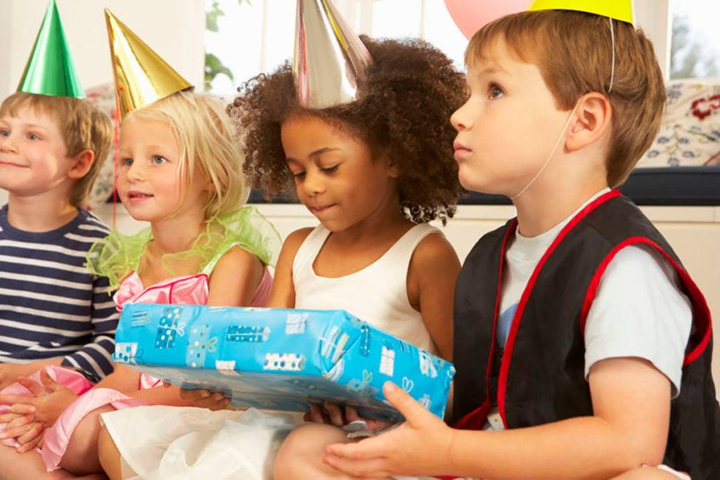 Kinderfeestje uitje in de kerstvakantie