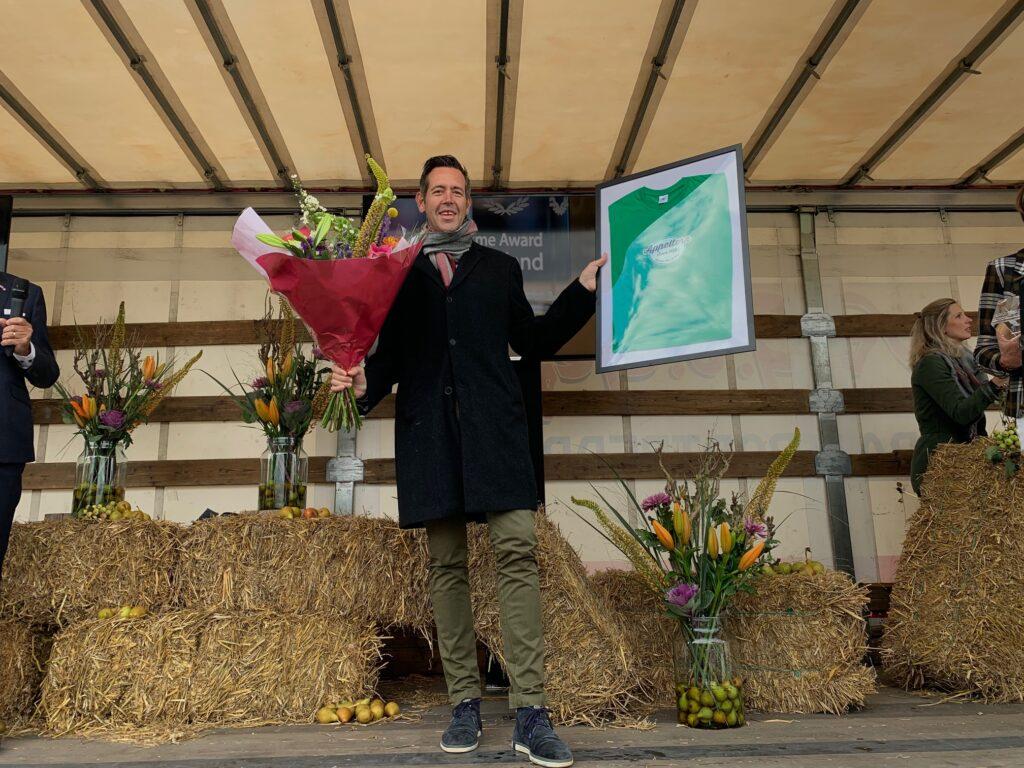 Toerisme Award Rivierenland - Shirt Appeltern Streekwebshop