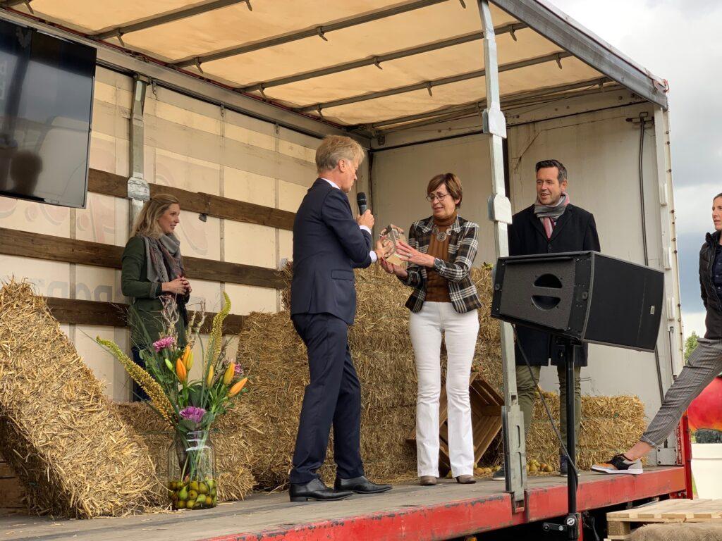 Toerisme Award Rivierenland 2020 uitreiking Moeke Mooren